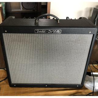 フェンダー(Fender)のHot Rod Deville 212  純正フットスイッチ及びカバー付(ギターアンプ)