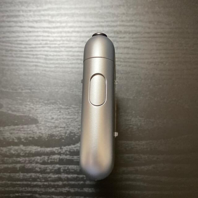 PloomTECH(プルームテック)のP2088番プルームエス 2.0  純正 限定カラー シルバー 銀 メンズのファッション小物(タバコグッズ)の商品写真