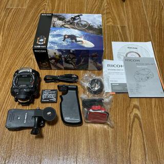 リコー(RICOH)のRICOH WG-M1 BLACK アクションカメラ(コンパクトデジタルカメラ)