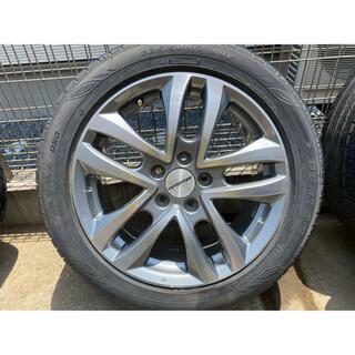 ホンダ(ホンダ)のモデューロ アルミホイール タイヤセット 1本のみ 225/50r17(タイヤ・ホイールセット)