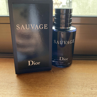 ディオール(Dior)のDior  ディオール ソバージュ 香水(ユニセックス)