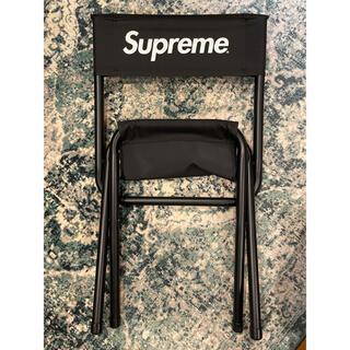 シュプリーム(Supreme)の送料込みシュプリーム椅子アウトドアチェアsupreme(テーブル/チェア)