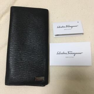 サルヴァトーレフェラガモ(Salvatore Ferragamo)のフェラガモ メンズ 長財布(長財布)
