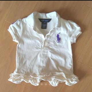 ラルフローレン(Ralph Lauren)のラルフローレン ビッグポニー カットソー 80(Tシャツ)
