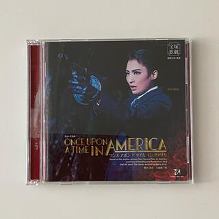 宝塚雪組公演 ミュージカル ワンスアポンアタイムインアメリカ CD