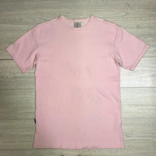 AVIREX - AVIREX アヴィレックス プレーン Tシャツ ピンク