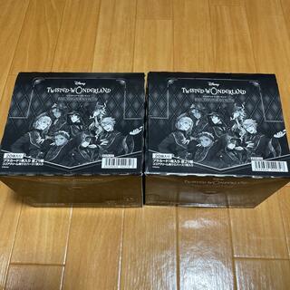 バンダイ(BANDAI)のツイステッドワンダーランド ツイステ ウエハース2 2BOX 未開封(菓子/デザート)