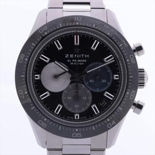 ZENITH - ゼニス クロノマスター スポーツ SS   メンズ 腕時計
