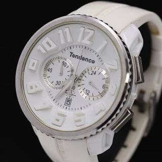 テンデンス(Tendence)のテンデンス ガリバー ホワイト(腕時計(アナログ))