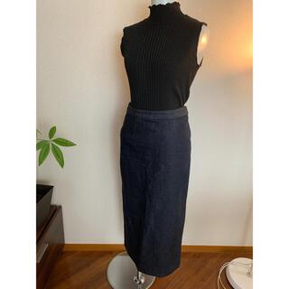 エミアトリエ(emmi atelier)のemmi デニムタイトスカート(ひざ丈スカート)
