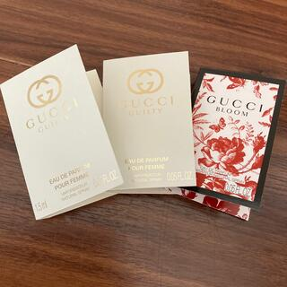 グッチ(Gucci)のGUCCI 香水 フレグランス 3点セット(香水(女性用))