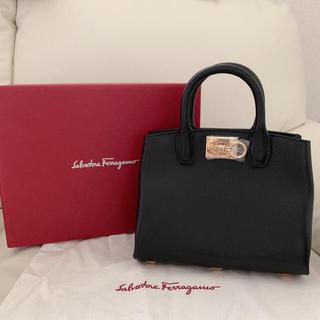 Salvatore Ferragamo - 週末限定価格【新品未使用】フェラガモ ferragamo studio bag