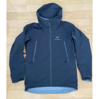 アークテリクス(ARC'TERYX)のarc'teryx Zeta AR Jacket Black Lサイズ(マウンテンパーカー)