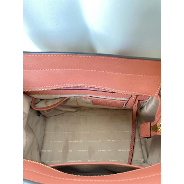 Michael Kors(マイケルコース)のマイケルコース スクエアバック Michael kors  2way レディースのバッグ(ハンドバッグ)の商品写真