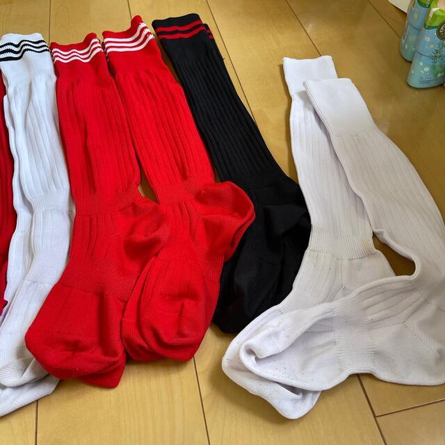 adidas(アディダス)のサッカー 靴下 25-27 スポーツ/アウトドアのサッカー/フットサル(その他)の商品写真