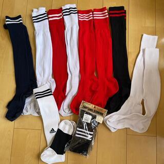 adidas - サッカー 靴下 25-27