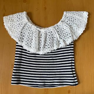 スナイデル(snidel)のsnidel子供服(Tシャツ/カットソー)