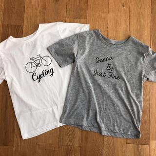 テチチ(Techichi)のTシャツ 2枚セット ロゴT(Tシャツ(半袖/袖なし))