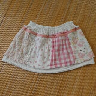 クーラクール(coeur a coeur)のスカート 80(スカート)