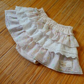 クーラクール(coeur a coeur)のスカート スカパン パンツ付きスカート ショートパンツ 80(パンツ)