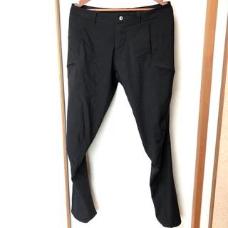 アークテリクス(ARC'TERYX)のフーディニ  スキッファーパンツ メンズS(EU) ブラック Houdini(ワークパンツ/カーゴパンツ)