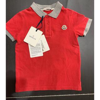 モンクレール(MONCLER)のMONCLER モンクレール キッズ ポロシャツ サイズ8 正規品(Tシャツ/カットソー)