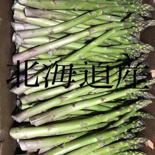 【北海道産】 グリーンアスパラ 500g 細〜L数量限定のため即購入可能(野菜)