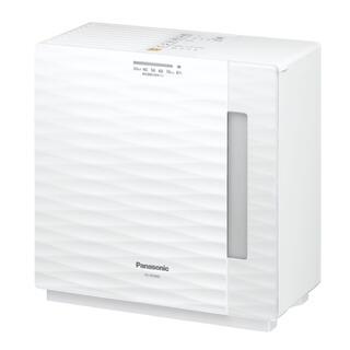 パナソニック(Panasonic)のPanasonic FE-KXM05-W パナソニック加湿器 ホワイト(加湿器/除湿機)