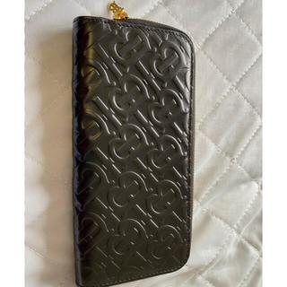 バーバリー(BURBERRY)の値下げ!新品バーバリー 財布 モノグラム(長財布)