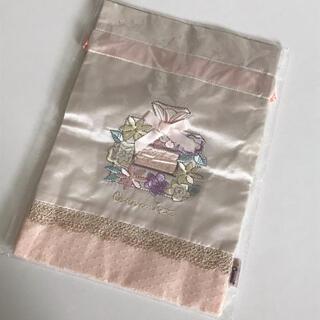 コクーニスト(Cocoonist)のコクーニスト 巾着 未使用(ポーチ)