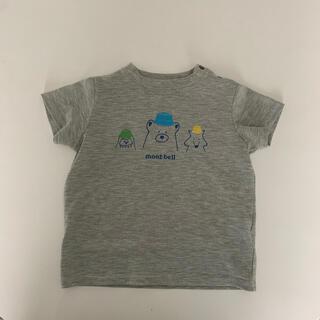 モンベル(mont bell)のmont-bell Tシャツ 80cm(Tシャツ)