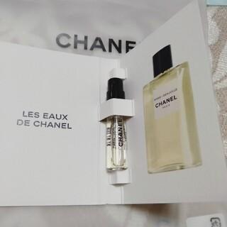 CHANEL - 55 シャネル香水サンプル