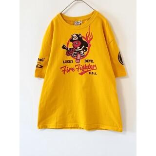 テッドマン(TEDMAN)のテッドカンパニー Tシャツ 半袖カットソー(Tシャツ/カットソー(半袖/袖なし))