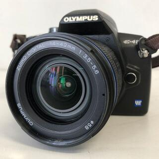 オリンパス(OLYMPUS)のOLYMPUS デジタル一眼レフカメラ E-410(デジタル一眼)