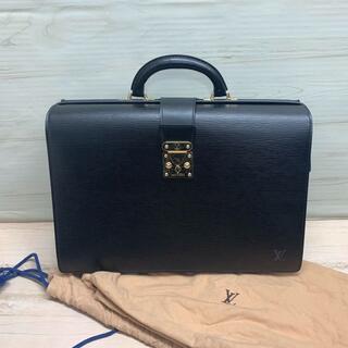 ルイヴィトン(LOUIS VUITTON)のヴィトン エピ フェルモワール ビジネスバッグ 保存袋付(ビジネスバッグ)
