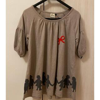 エーキャンビー(A CAN B)のA can B Unicaコラボ エーキャンビー キッズ服 子供 Tシャツ 夏服(Tシャツ/カットソー)