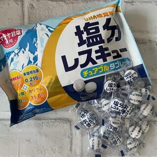 ユーハミカクトウ(UHA味覚糖)のUHA味覚糖 塩分レスキュー タブレット 235g(菓子/デザート)
