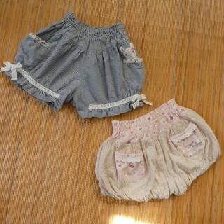 クーラクール(coeur a coeur)のショートパンツ パンツ セット 80 90(パンツ/スパッツ)