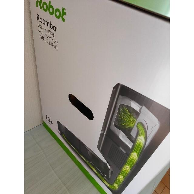 iRobot(アイロボット)の[新品未使用] iRobot  Roomba ルンバ i3+ I355060 スマホ/家電/カメラの生活家電(掃除機)の商品写真