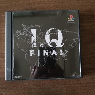 プランテーション(Plantation)のPlayStation I.Q FINAL(家庭用ゲームソフト)