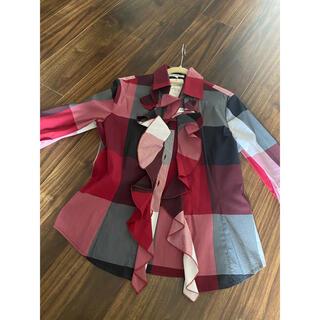 ナラカミーチェ(NARACAMICIE)のシャツ Naracamicie(シャツ/ブラウス(長袖/七分))