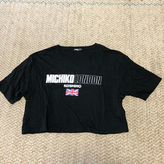 ミチコロンドン(MICHIKO LONDON)のミチコロンドン Tシャツ サイズF(Tシャツ(半袖/袖なし))