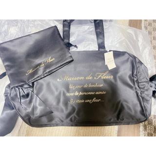 Maison de FLEUR - 新品未使用完売品ボストントラベルキャリーオンLバッグ