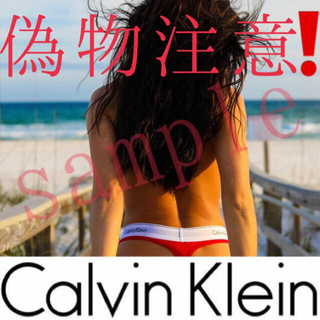 カルバンクライン(Calvin Klein)のレア新品 Calvin Kleinカルバンクライン USA ブラショーツ S (ブラ&ショーツセット)