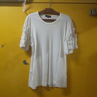 コムデギャルソンオムプリュス(COMME des GARCONS HOMME PLUS)のCOMME des Garcons Homme Plus フリルTシャツ(Tシャツ/カットソー(半袖/袖なし))