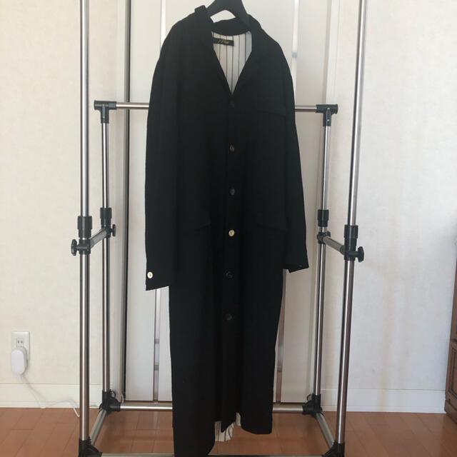 Paul Harnden(ポールハーデン)のarchivio j.m.ribot メンズのジャケット/アウター(チェスターコート)の商品写真