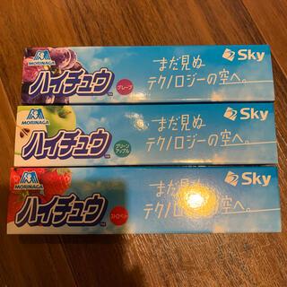 モリナガセイカ(森永製菓)のハイチュウ 3個セット(菓子/デザート)