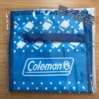 コールマン(Coleman)のcoleman クーリッシュカバータオル ☆おまけ付☆(弁当用品)