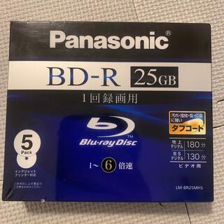 パナソニック(Panasonic)のPanasonic Blu-ray Disc 5枚入り 25GB(その他)