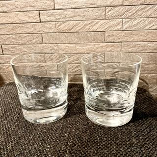ナハトマン(Nachtmann)のNachtmannグラス2点セット(グラス/カップ)